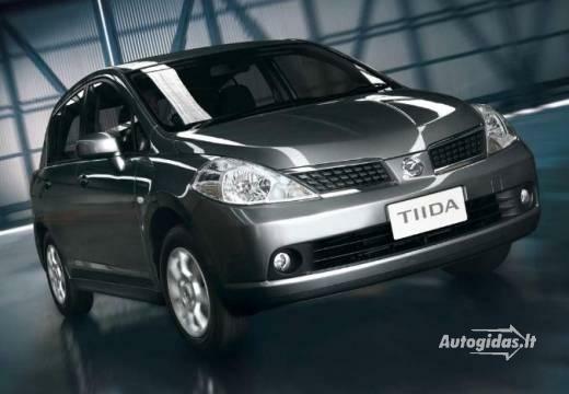 Nissan Tiida 2007-2010