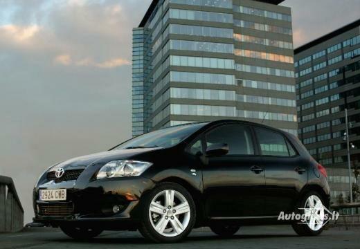 Toyota Auris 2008-2009