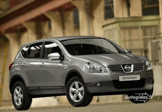Nissan Qashqai 2008-2010