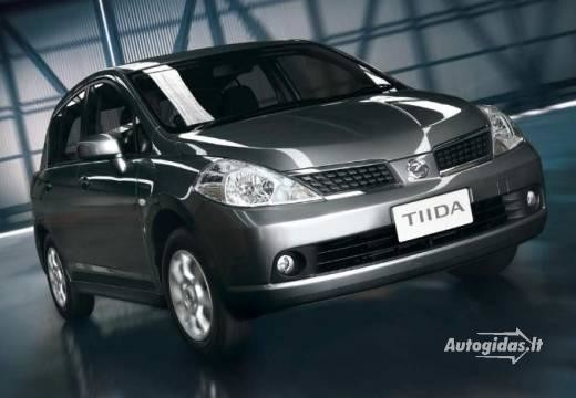 Nissan Tiida 2008-2009