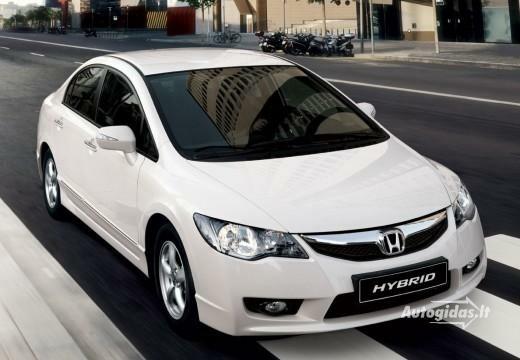 Honda Civic 2009-2012