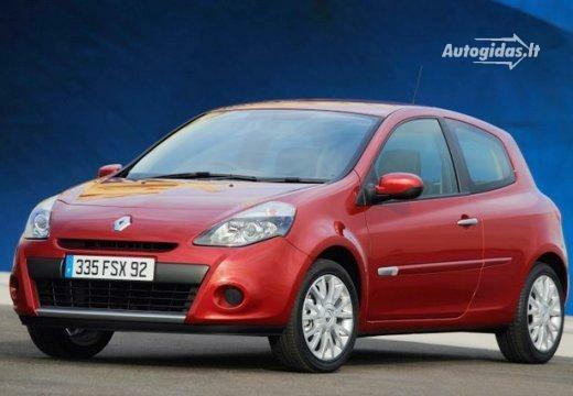 Renault Clio 2009-2011
