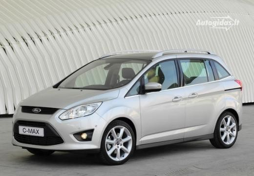 Ford C-MAX 2010-2012