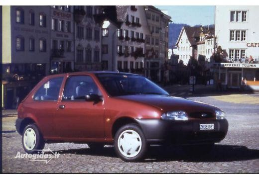 Ford Fiesta 1996-1997