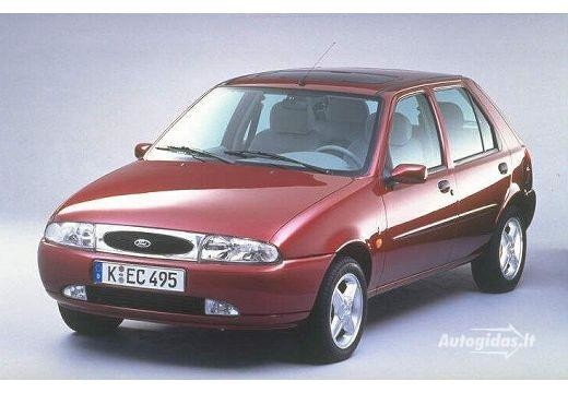 Ford Fiesta 1997-1998
