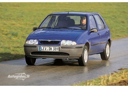 Mazda 121 1997-1999