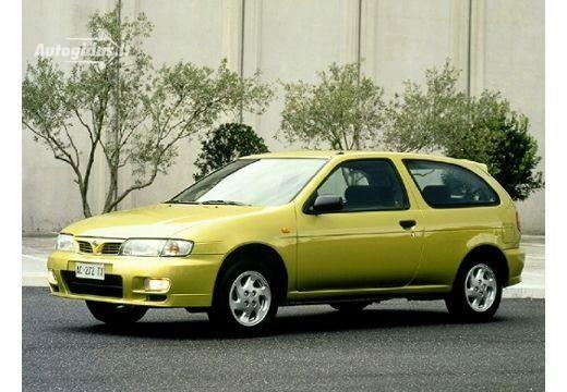 Nissan Almera 1998-1999
