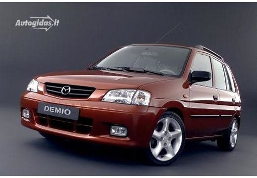 Mazda Demio 2000-2003