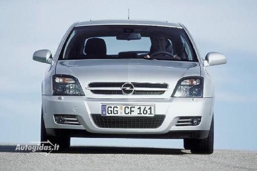 Opel Vectra 2003-2004