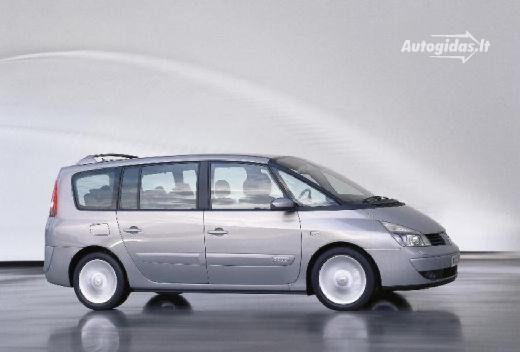 Renault Espace 2004-2006