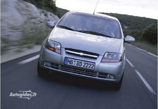Chevrolet Aveo 2004-2008
