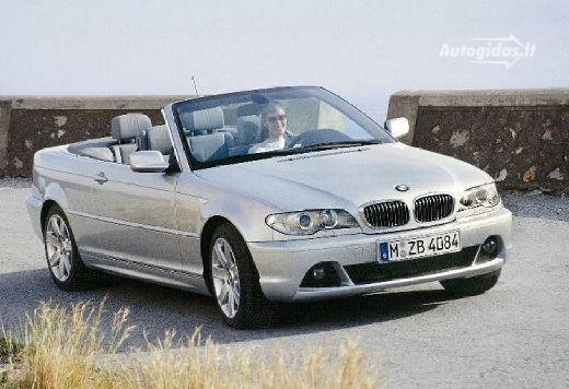 BMW 330 2005-2006