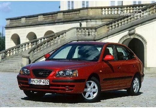 Hyundai Elantra 2006-2007