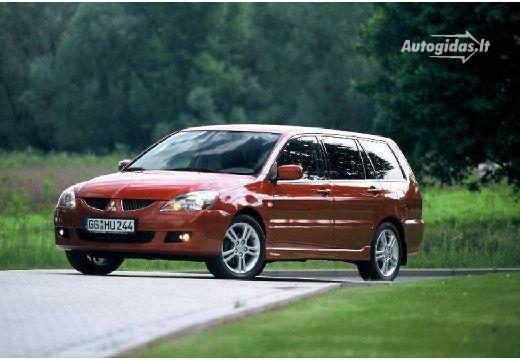 Mitsubishi Lancer 2006-2008