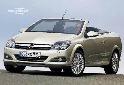 Opel Astra 2006-2007