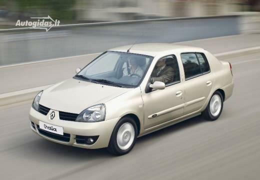 Renault Thalia 2006-2008