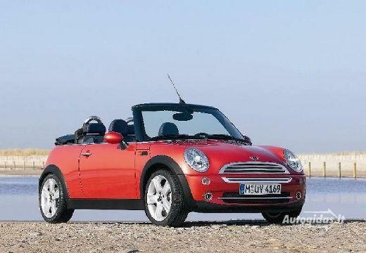 MINI cabrio 2007-2008