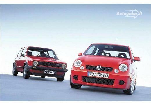 Volkswagen Lupo 2000-2001