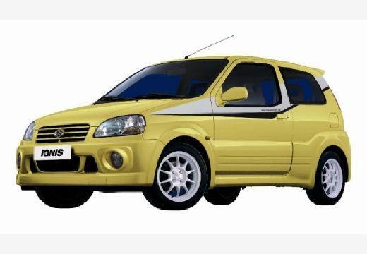 Suzuki Ignis 2003-2005