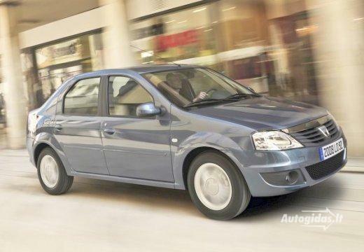 Dacia Logan 2008-2010