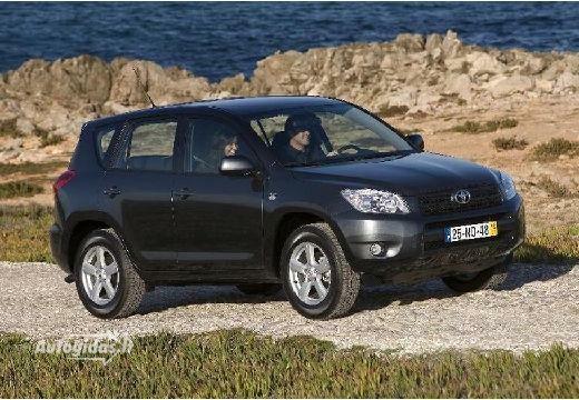 Toyota RAV4 2008-2009