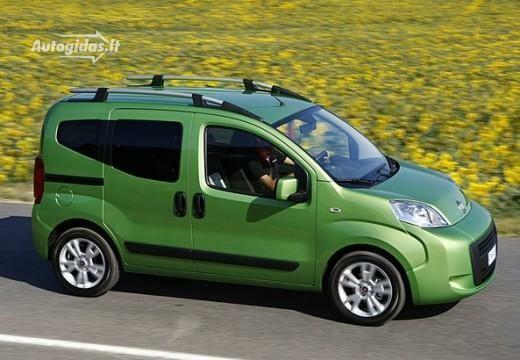 Fiat Fiorino 2008-2010