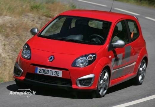 Renault Twingo 2009-2011