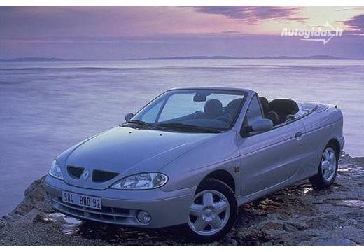 Renault Megane 1999-2001