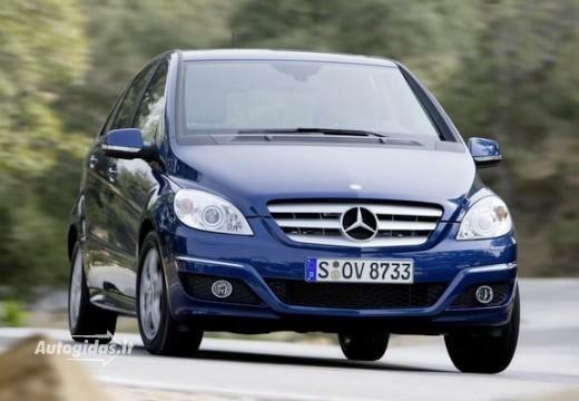 Mercedes-Benz B 200 2011-2011