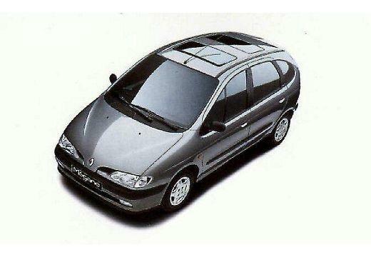 Renault Megane 1996-1997