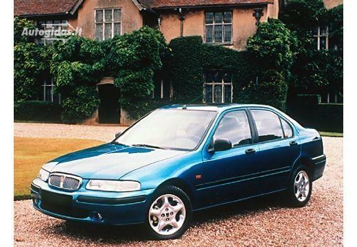 Rover 400 1995-2000