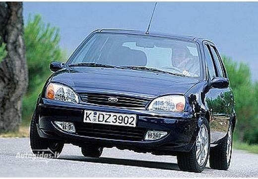 Ford Fiesta 1999-2001