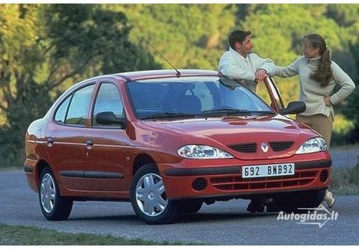 Renault Megane 2000-2001