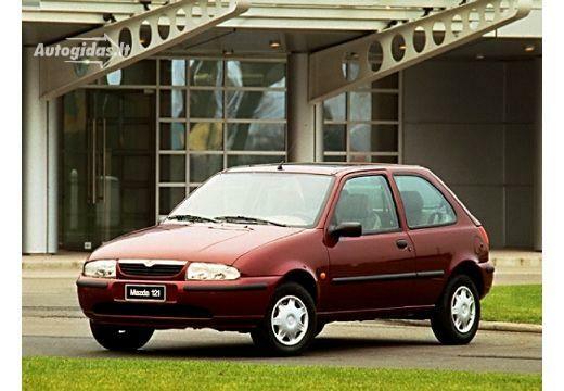 Mazda 121 1996-1997