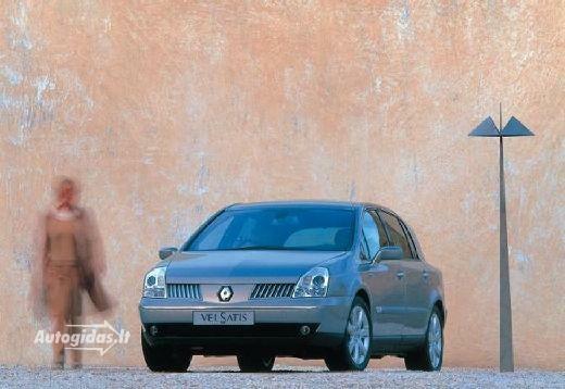 Renault Vel Satis 2002-2005