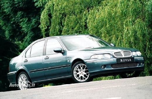 Rover 45 2002-2004