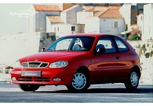 Daewoo Lanos 1997-2000
