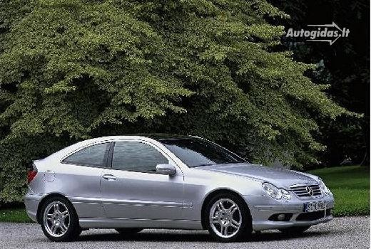 Mercedes-Benz C 30 AMG 2003-2004