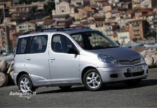 Toyota Yaris 2003-2006