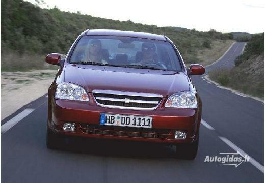 Chevrolet Lacetti 2004-2006