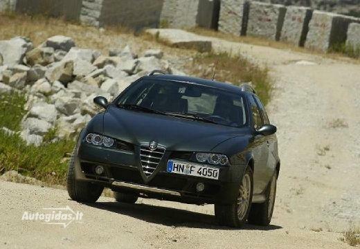 Alfa Romeo 156 2005-2007