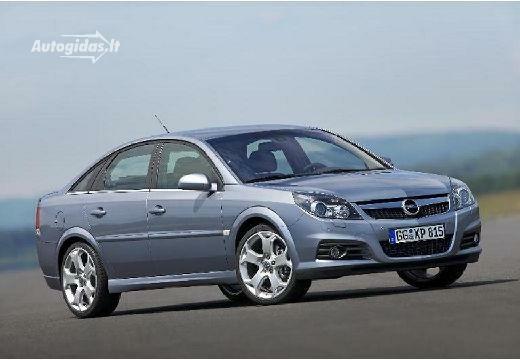 Opel Vectra 2006-2007