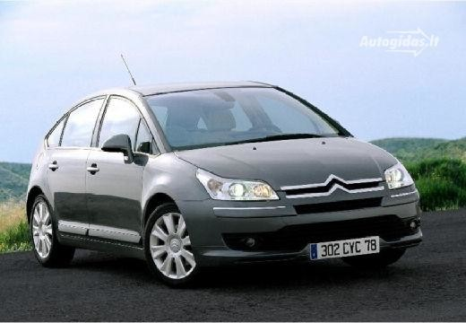 Citroen C4 2006-2007