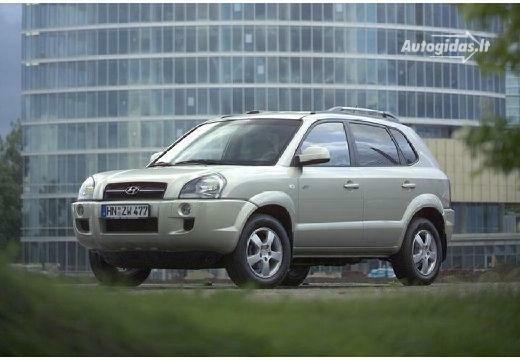 Hyundai Tucson 2006-2007