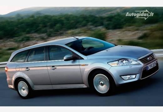 Ford Mondeo 2007-2008