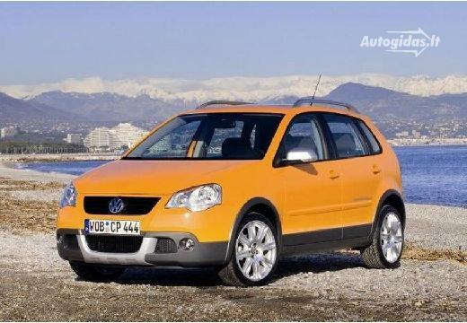 Volkswagen Polo 2007-2009