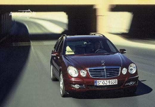 Mercedes-Benz E 200 2007-2009