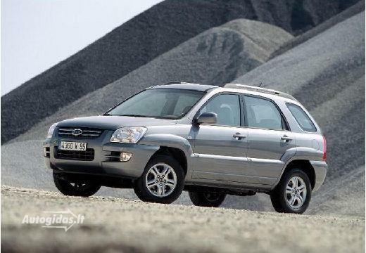 Kia Sportage 2007-2008