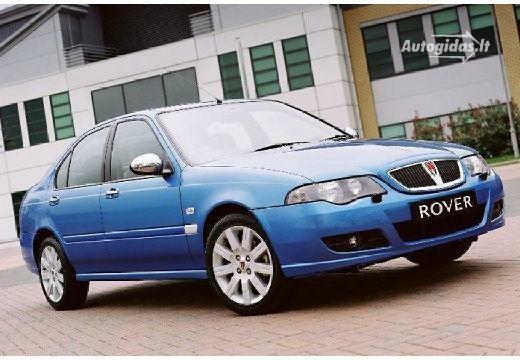 Rover 45 2004-2005