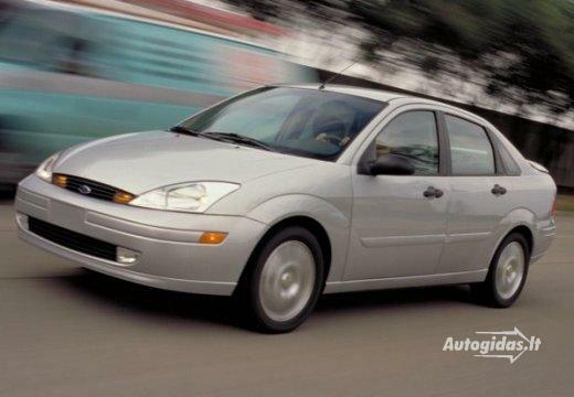 Ford Focus 2000-2004